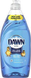 Dawn Ultra Washing Up Liquid Original Scent Great For Fleas Killer 573ml