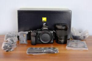 Used Nikon Z5 Digital Camera + Nikkor 24-70mm F4 Lens Kit in near mint condition