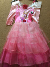 Disney Princess Sleeping Beauty Costume Age 7-8 - BNWT