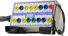 16 Pin OBD II OBD2 EOBD Protocolo de Diagnóstico Probador de detectores & Breakout Caja
