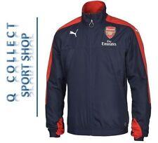 PUMA FC Arsenal Vent Jacke mit Sponsor blau F01 s