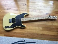 Vintage Squier 51 Yellow Electric Guitar First Run
