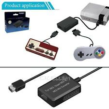Converter For Super NES / NES Controller to Mini NES Classic Game System Adapter