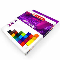 Royal Talens - Art Creation Soft Chalk Pastels - Pack of 24