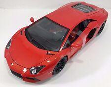 Bburago - 18-11033 - Lamborghini Aventador LP700-4 Scale 1:18 - Orange