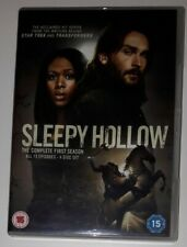 Sleepy Hollow - The Complete First Season on DVD  4 disc set