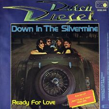 """7"""" DUTCH DIESEL Down In The Silvermine / Ready For Love METRONOME 1979 like NEW!"""