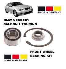 Per BMW SERIE 5 E60 E61 2005 -- & GT 525 530 xDrive Touring Ruota Anteriore Kit Cuscinetto