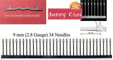 Garter Bar 9mm Knitting Machine Brother Singer KH230 KH260 SK150 SK155 LK100