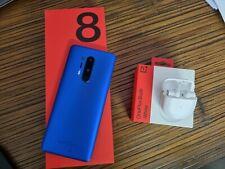 Oneplus 8 pro 12/256 blue ultramarine