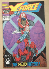 X-Force #2 (Marvel, 1991) 2nd App of Deadpool - 1st Weapon X - Must See!