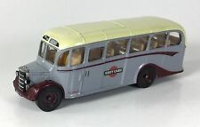 Bedford OB Coach Grey Cars • Corgi Classic C949/4 • 1:50 • Diecast • MINT BOXED