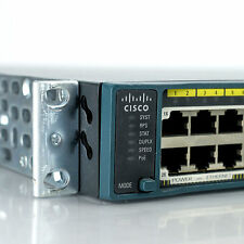 Cisco 2960-48PST-L with IOS 15 Cisco Catalyst WS-C2960-48PST-L 48-Port PoE