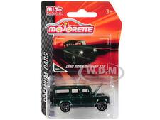 LAND ROVER DEFENDER 110 METALLIC GREEN 1/60 DIECAST MODEL CAR MAJORETTE 3052MJ6