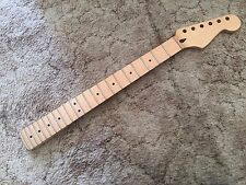 NEW MIGHTY MITE STRATOCASTER NECK. FENDER LICENCED REPLACEMENT NECK.