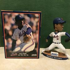 Dwight Doc Gooden SGA 2013 Yankees Mets Bobblehead Statue Figurine NIB 4/5 ASG