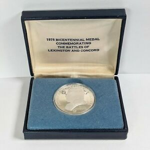 1975 Paul Revere Silver Proof Medal 183765B
