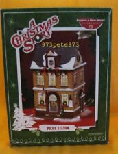 Police Station - Dept 56 A Christmas Story - New