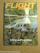 FLIGHT INTERNATIONAL #3817 - S76 - 3 July 1982
