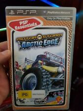 Motor Storm - Artic Edge -  PSP - FREE POST
