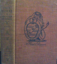 Paul Revere and the World He Lived In  by Esther Forbes(1942)
