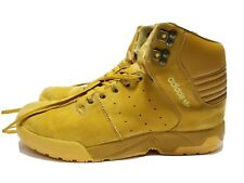 Adidas torsion Vintage Schuhe  Veloursleder Hi Sneaker 45 1/3 Top Zustand