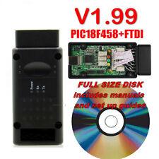 Fits Vauxhall Opel Diagnostic tool OBD2 Diagnostic OPCOM V1.99 INTERNET SAFE