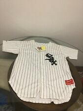 Vintage Chicago White Sox 1991 Rawlings Diamond Collection Authentic Jersey 46