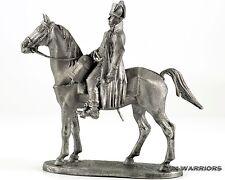 France. Emperor Napoleon, 1812y. Tin toy soldiers 1/32 miniature metal sculpture