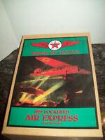 WINGS OF TEXACO ERTL 1929 LOCKHEED AIR EXPRESS PLANE #1 MODEL