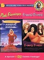 John Waters Collection #3: Pink Flamingos/ Female Trouble Box shows shelf wearC2