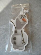 Hallmark memo note pad - Disney Frozen - Olaf - 75 sheets - New in package