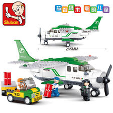 Aviation heaven and earth Small transport aircraft aircraft Fit lego  #0362