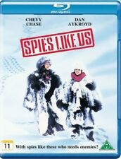 Spies Like Us Blu-ray comedy region B European new multi language options