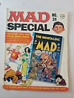 Vtg MAD Magazine 1977 SUPER SPECIAL NUMBER 24 with nostalgic insert #6