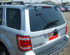 PRIMER -UNPAINTED for FORD ESCAPE 2008 2009 2010 2011 2012 ABS REAR SPOILER NEW