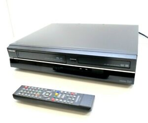 TOSHIBA DVR-19DT VHS DVD Recorder with Freeview & HDMI - Copy VHS to DVD