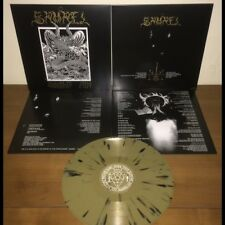 SAMAEL Worship Him GOLD SPLATTER LP hellhammer amon venom mayhem rotting christ