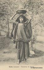 * LIBYA - Homs - Carrier of Cuscus