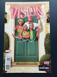 The Vision #1 Marvel Comics Tom King 1st print WandaVision Hot Book!
