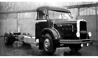 Model Truck diecast Ixo Model Bernard 150 MB vehicles