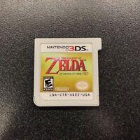 The Legend of Zelda: Ocarina of Time 3D (Nintendo 3DS, 2011) Game Only