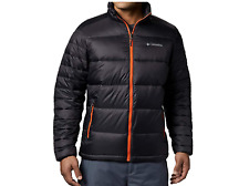 Columbia Mens 2XL Frost Fighter Insulated Puffer Winter Jacket Water Repellent[]