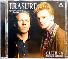 Erasure - Club 74 The Remixes - Audio CD