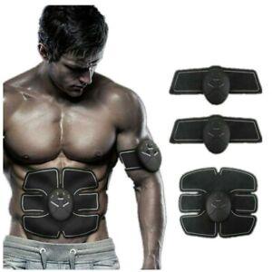 ABS Stimulator Bauchmuskeltrainer EMS Trainingsgerät Elektro Sport Exerciser Pad