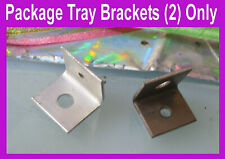 Corvette1959 1960 1961 1962 1958 Package Tray Brackets (2) only