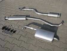 Auspuff Chevrolet Daewoo Lacetti 1.4i 1.6i 16V Schrägheck Auspuffanlage /2093