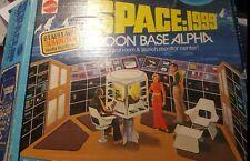 SPACE 1999 MATTEL 1976 MOON BASE ALPHA Playset