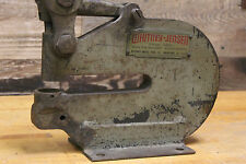 Roper Whitney Whitney-Jensen Model 17 Punch Press