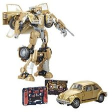 Transformers Studio Series # 20 Bumblebee Retro Exclusive With G1 Tapes In Stock